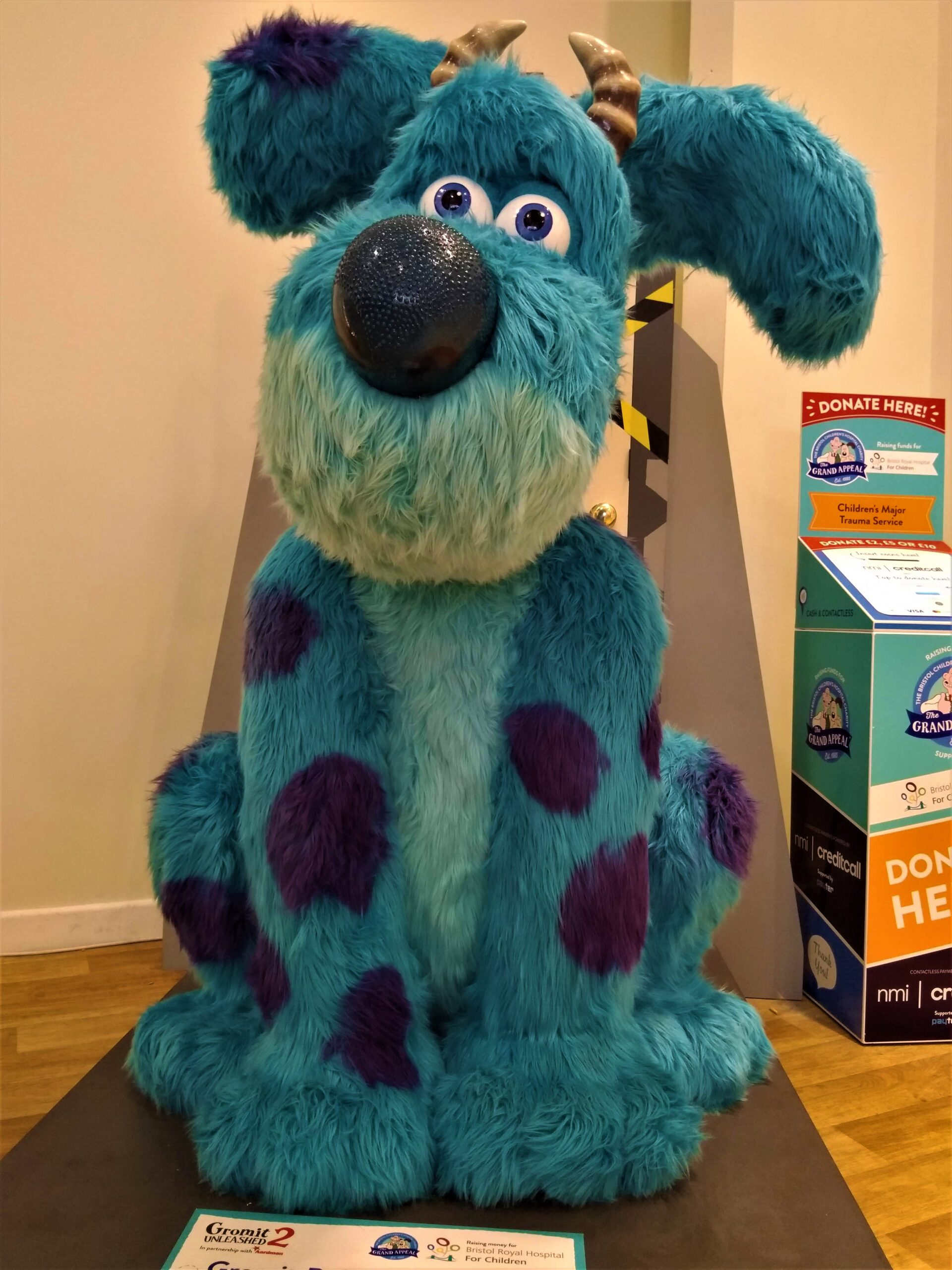 Gromit P. Sullivan (Sulley)