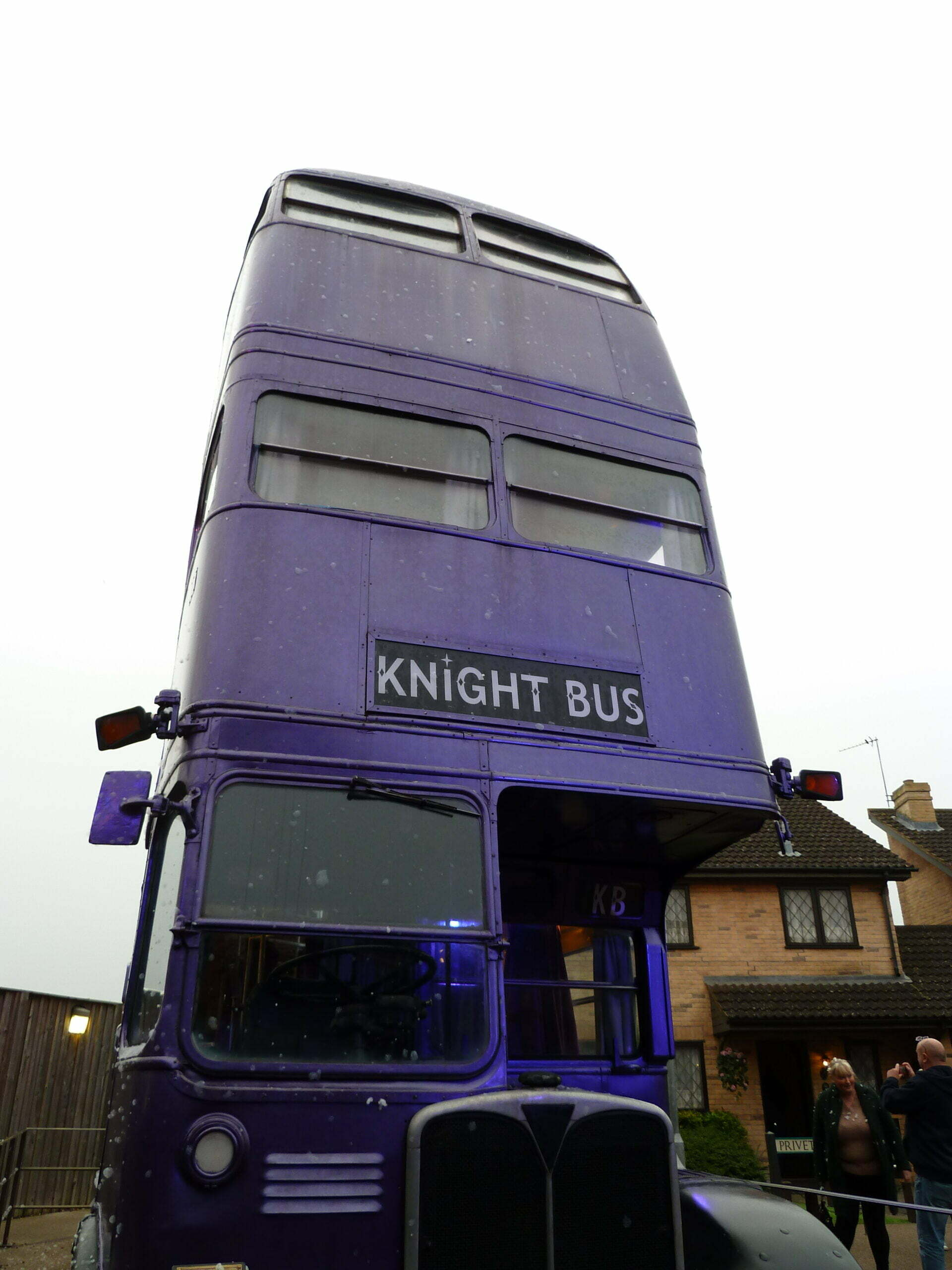 Harry Potter Studio Tour Night Bus